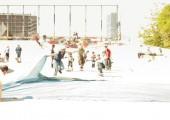 Skatepark des Ursulines