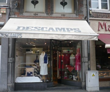 Boutique descamps linge maison - Society linge de maison boutique ...