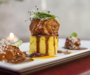Los ponchos for Cuisine al americaine