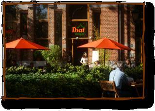 Thai Cafe Ixelles Menu